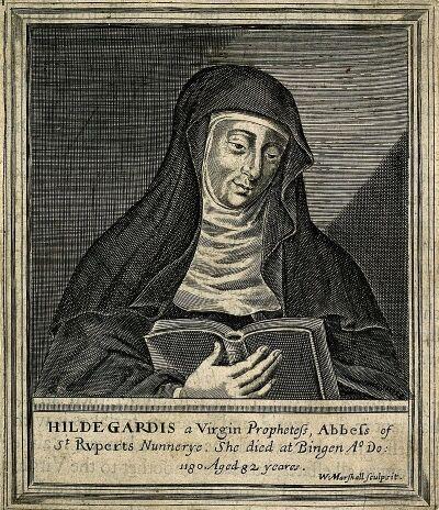 Bingeni Szent Hildegard